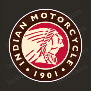 Indian Motorcycle Decals and Stickers