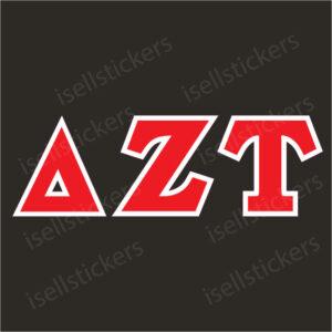 Delta Zeta Tau Lee University