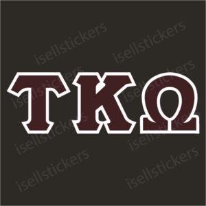 Tau Kappa Omega Lee University