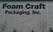 FoamCraft Side of Building