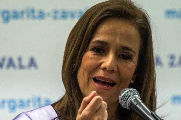 El divorcio necesario de Margarita Zavala