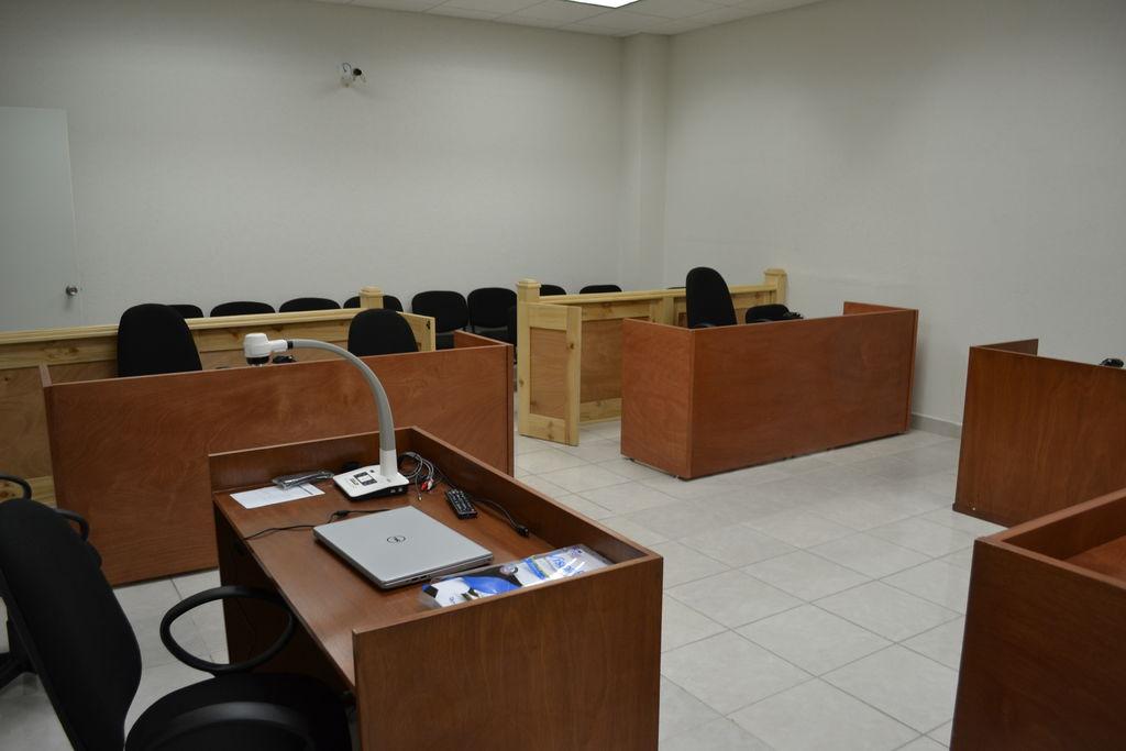 Aplican nuevo sistema de justicia penal en Torreón