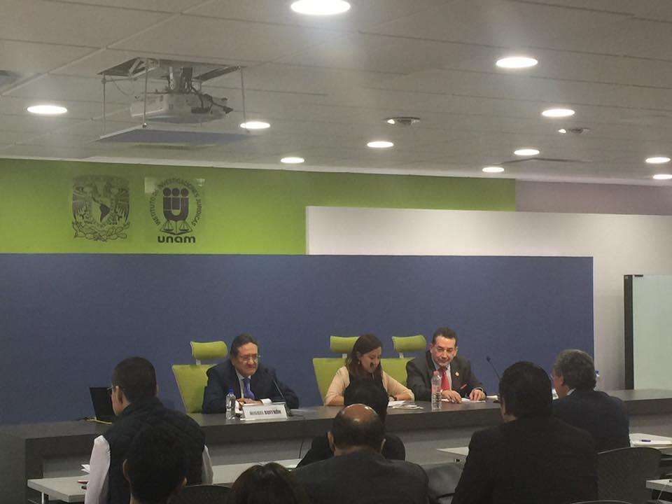 """Congreso de la Academia Mexicana de Derecho Fiscal """"Derechos Fundamentales de los Contribuyentes"""""""