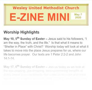 winona mn church wesley united methodist ezine newsletter