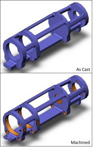 custom cast