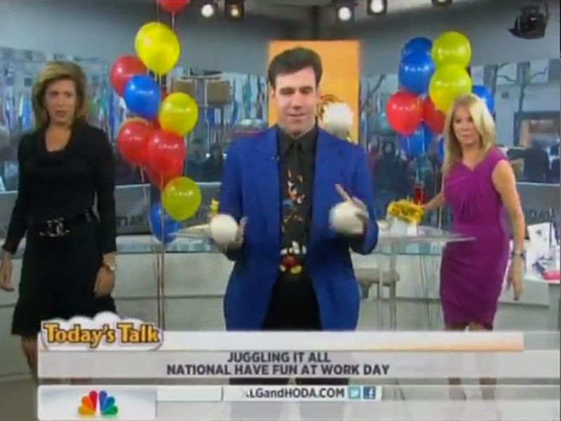 Hoda & Kathy Lee – TV Show
