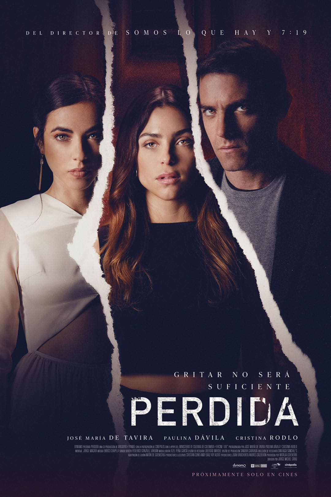 FHM21-Perdida-Poster