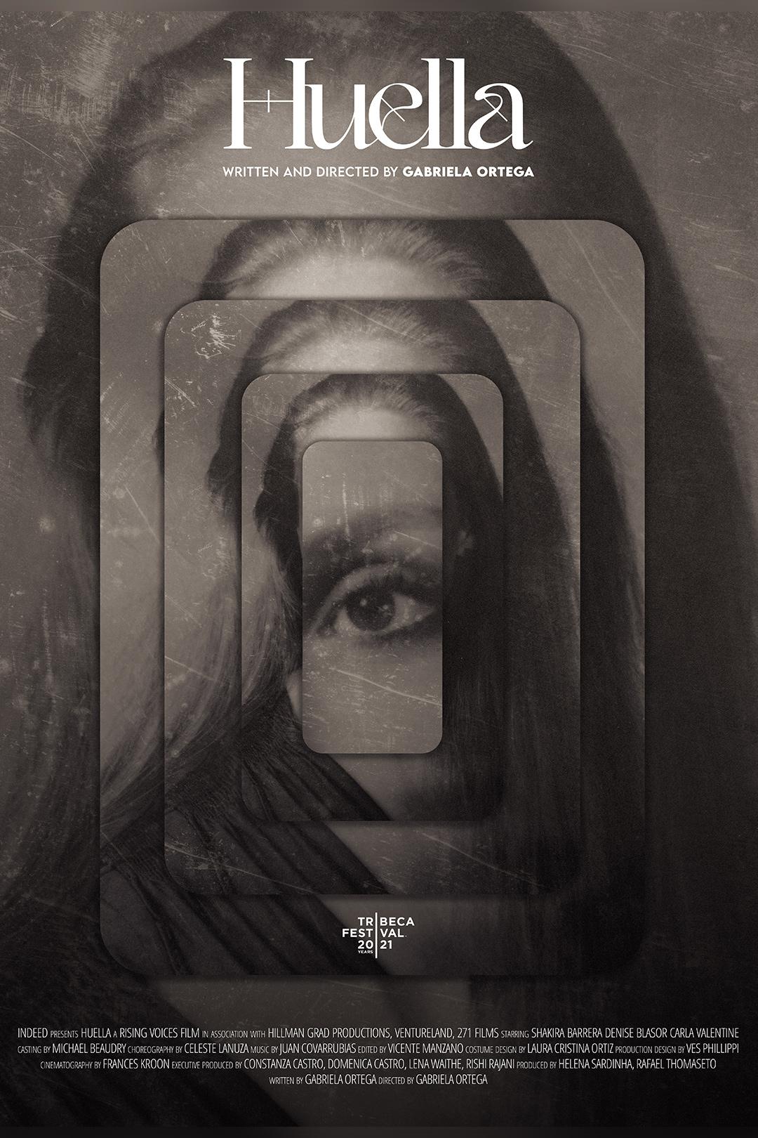 HUELLA_Short-Film_Poster - Gabriela Decker Sardinha copy