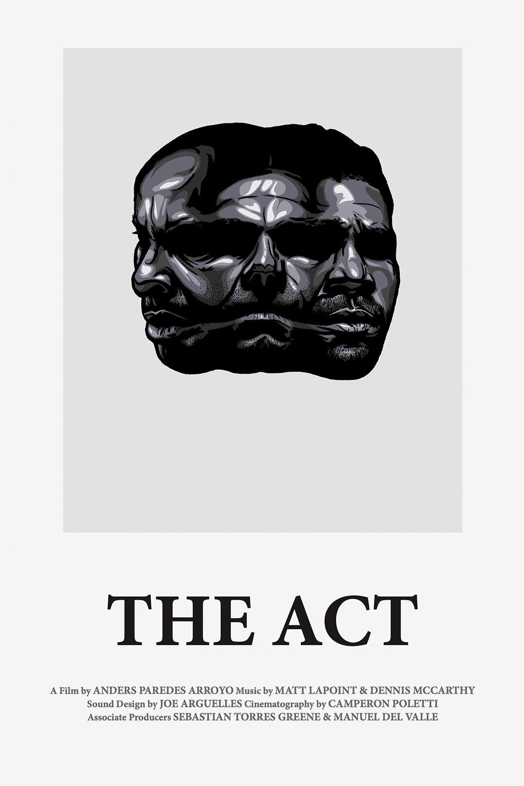 THE ACT - Andrés Paredes