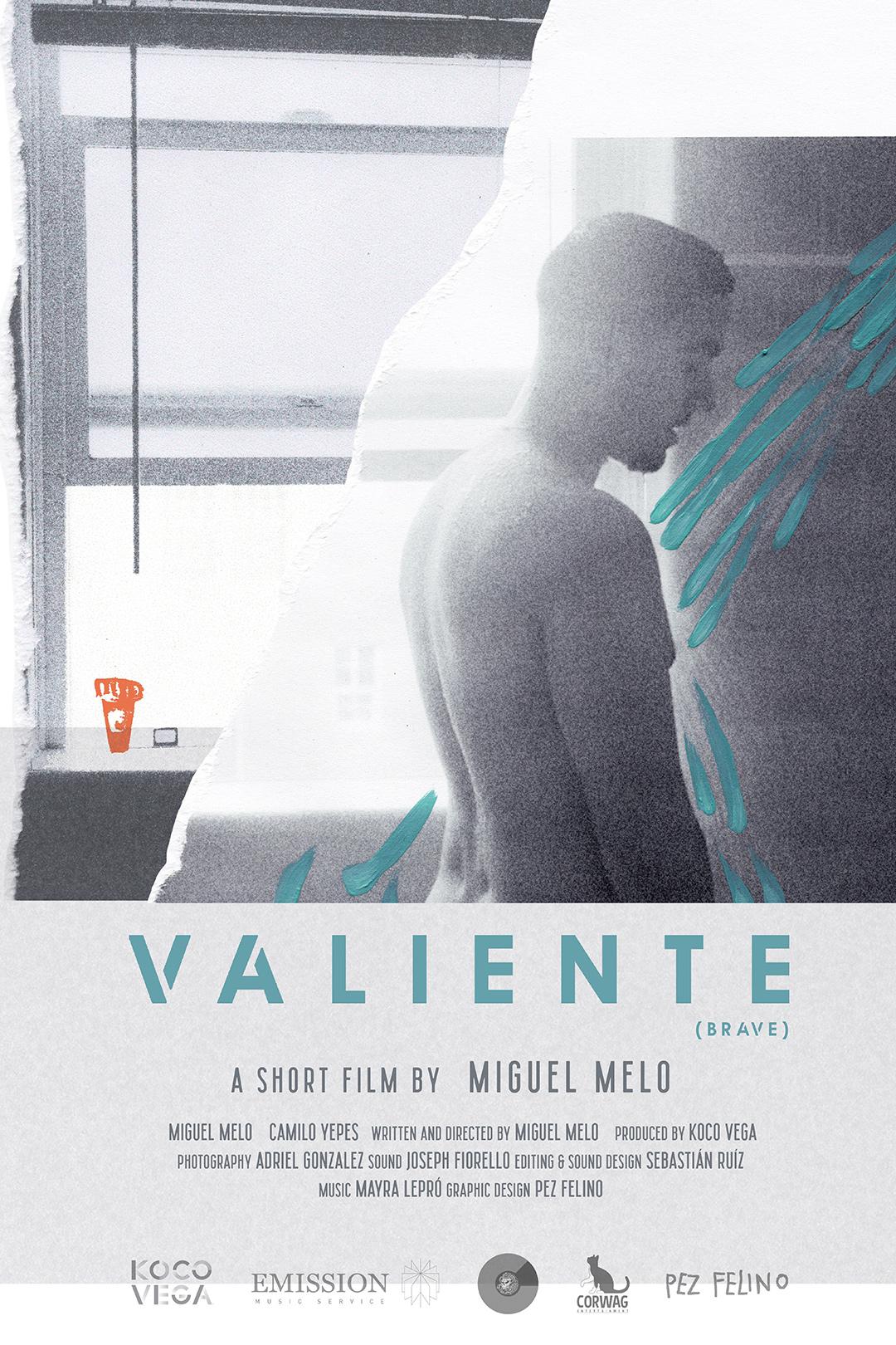VALIENTEposteringles - Miguel Melo