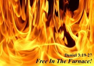 Fiery Furnace Title Page