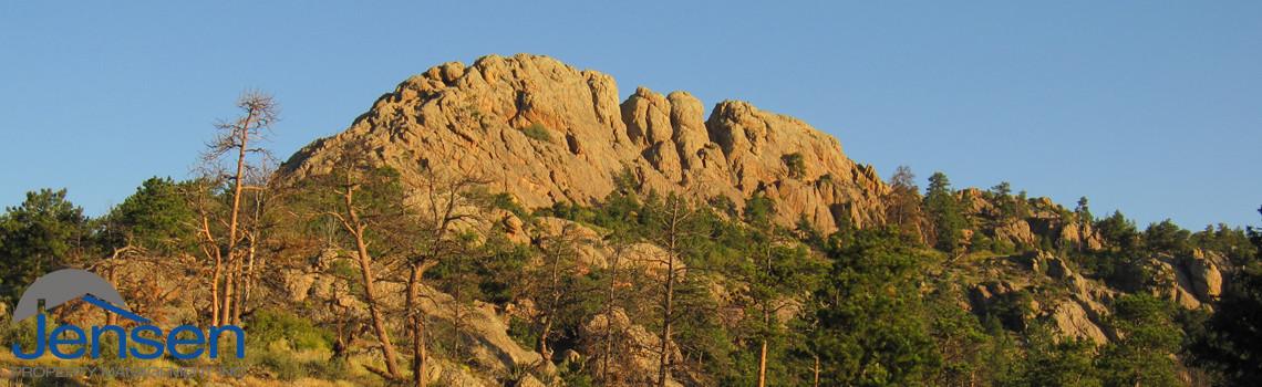 Horsetooth Mountain
