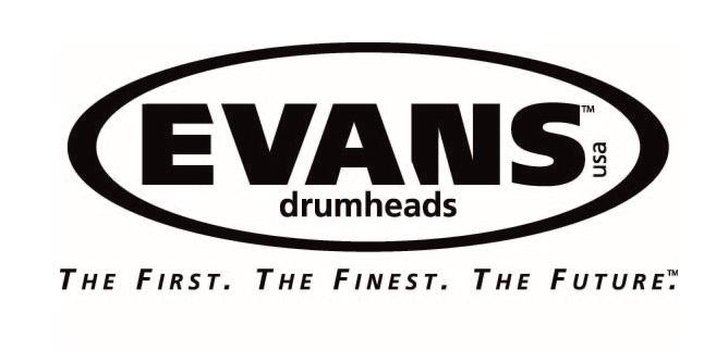 Evans Drumheads Logo