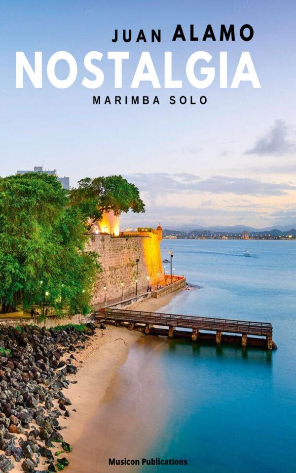 Tropical beach image - cover for nostagia