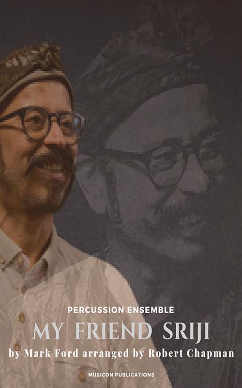 My Friend Sriji sheet music cover image