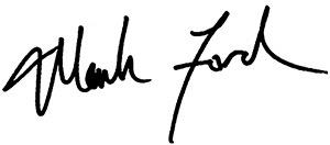 Mark Ford Signature