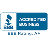 Better Business Bureau Accredited A Rating