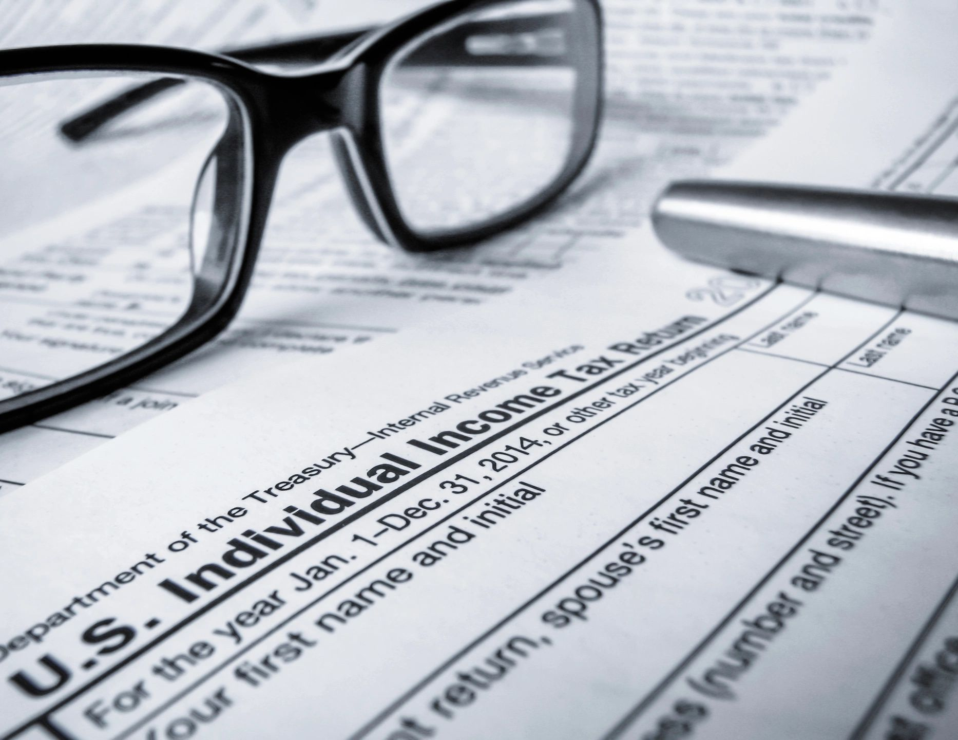 tax preparation update