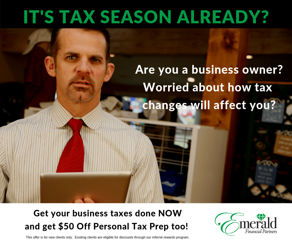 taxes business owner