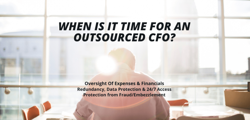 Outsource Your CFO