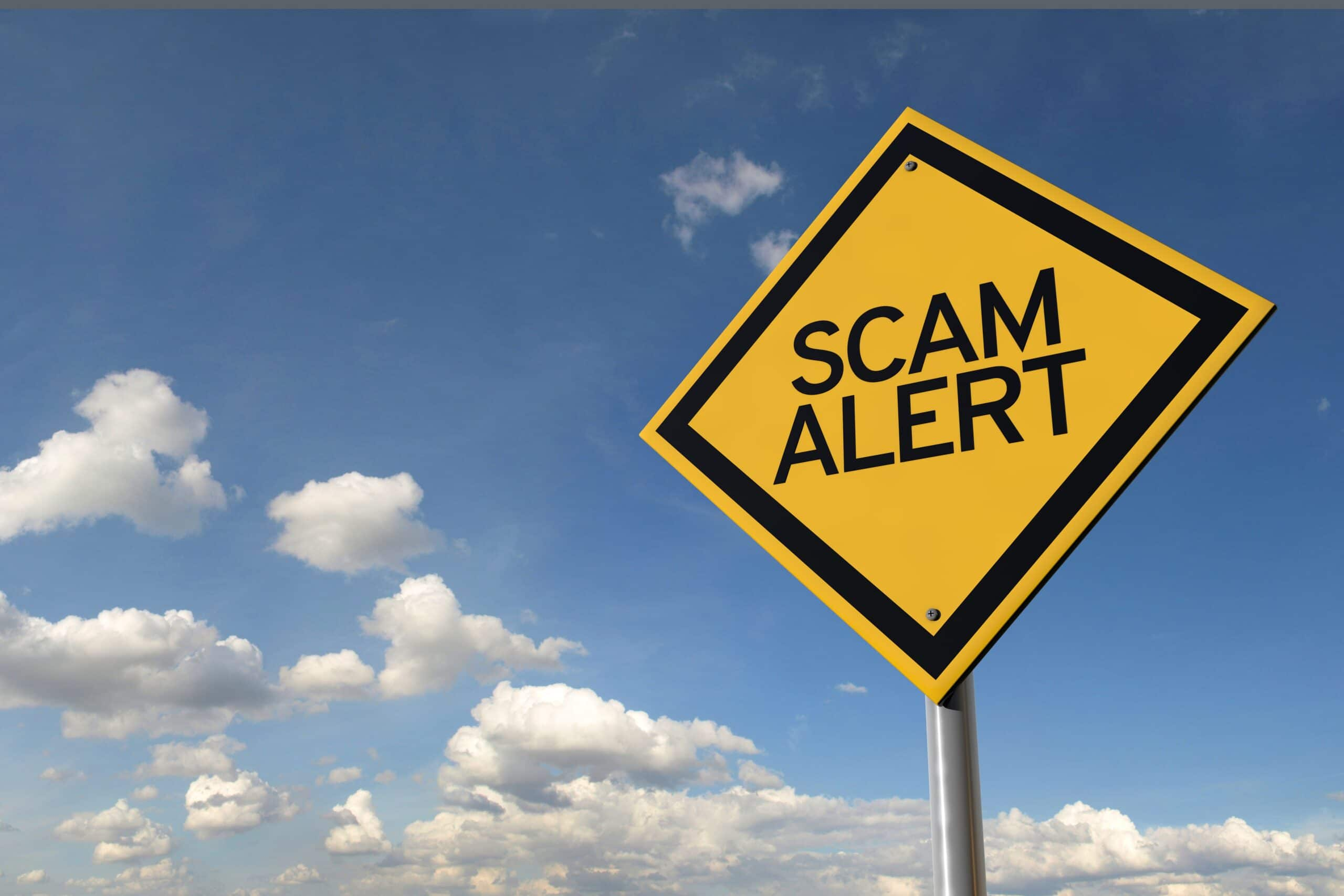 stimulus check scammers