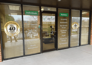 Emerald Financial Partners Arnold Station professional office in Arnold, Maryland