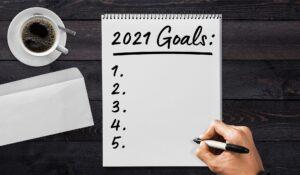 Tax Season 2021 Goals