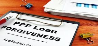 Paycheck Protection Program PPP Loan forgiveness accountant