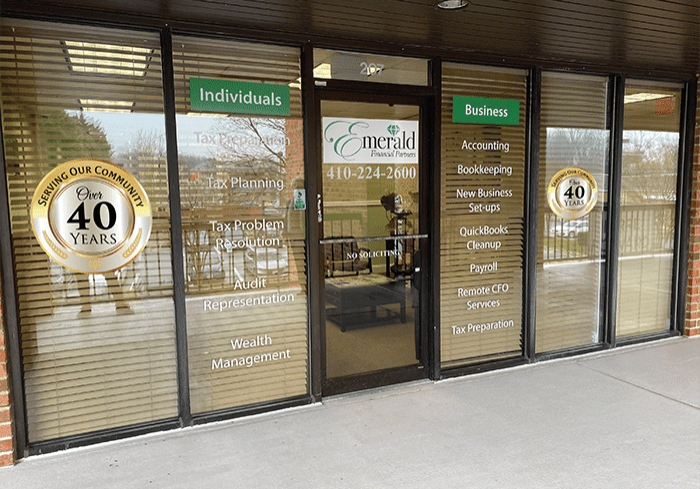 Emerald Financial Partners located at Arnold Station