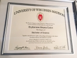 <h5>University of Wisconsin BS in Economics</h5>