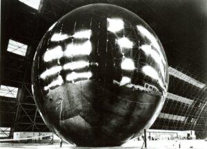 The Echo satellite