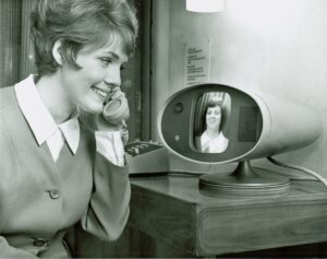 The ill-fated Picturephone