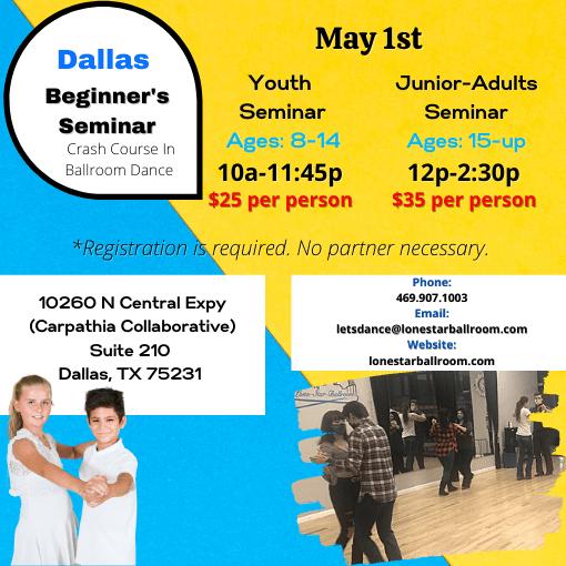 Dallas Ballroom Dance Class