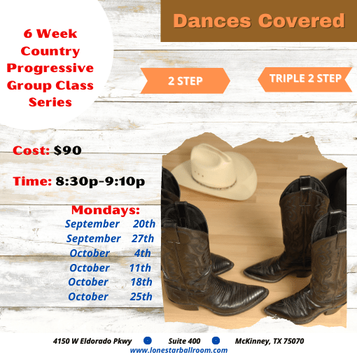 Country Two Step Class