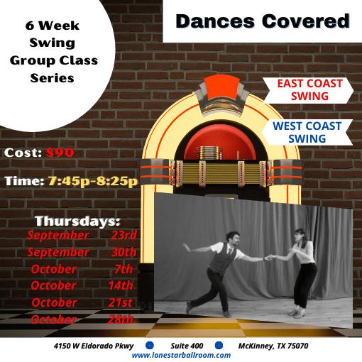 Beginner Swing Dance Class