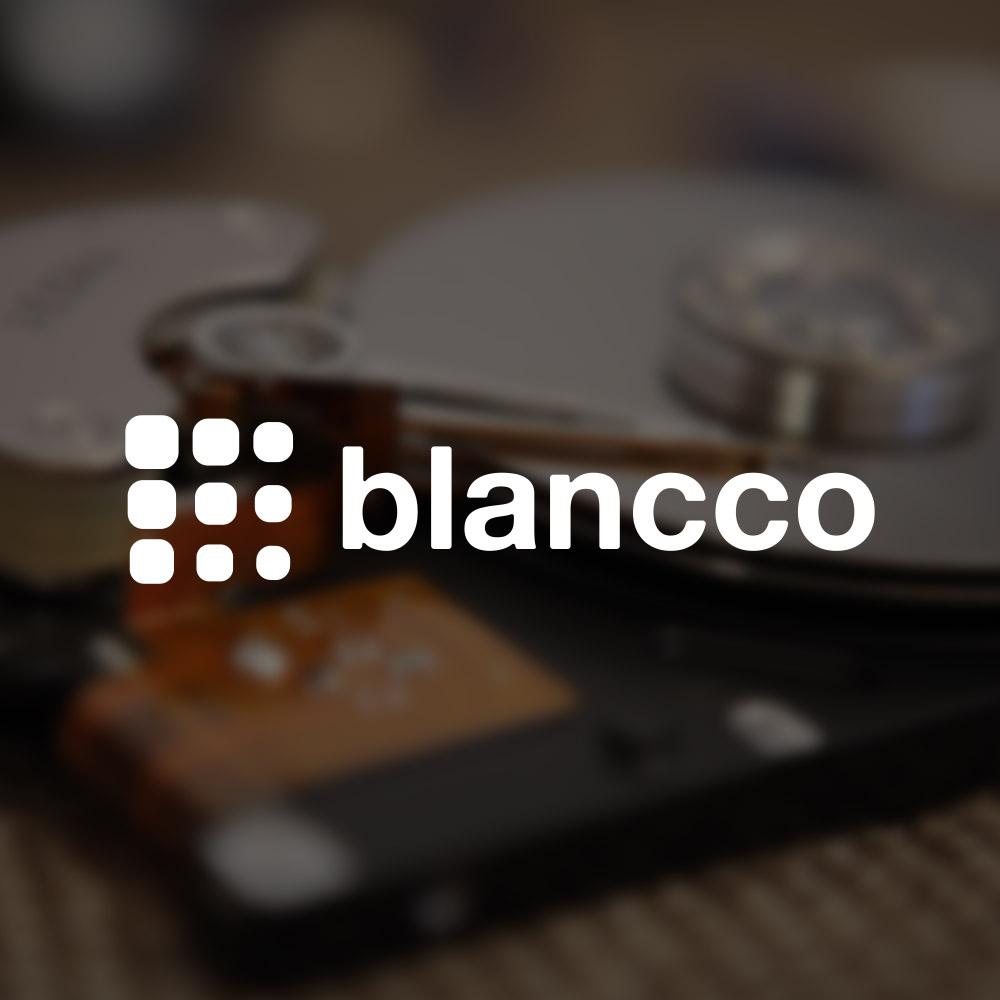 blancco branding - image 01