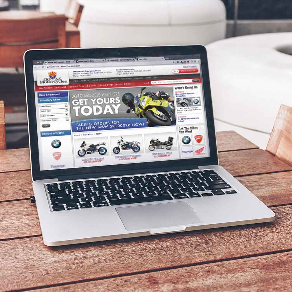 go az motorcycles branding - image 04