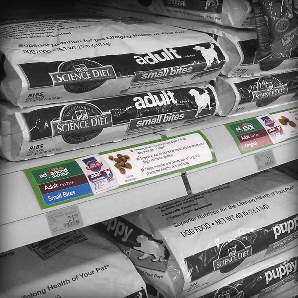 PetSmart Advanced Nutrition branding - image04