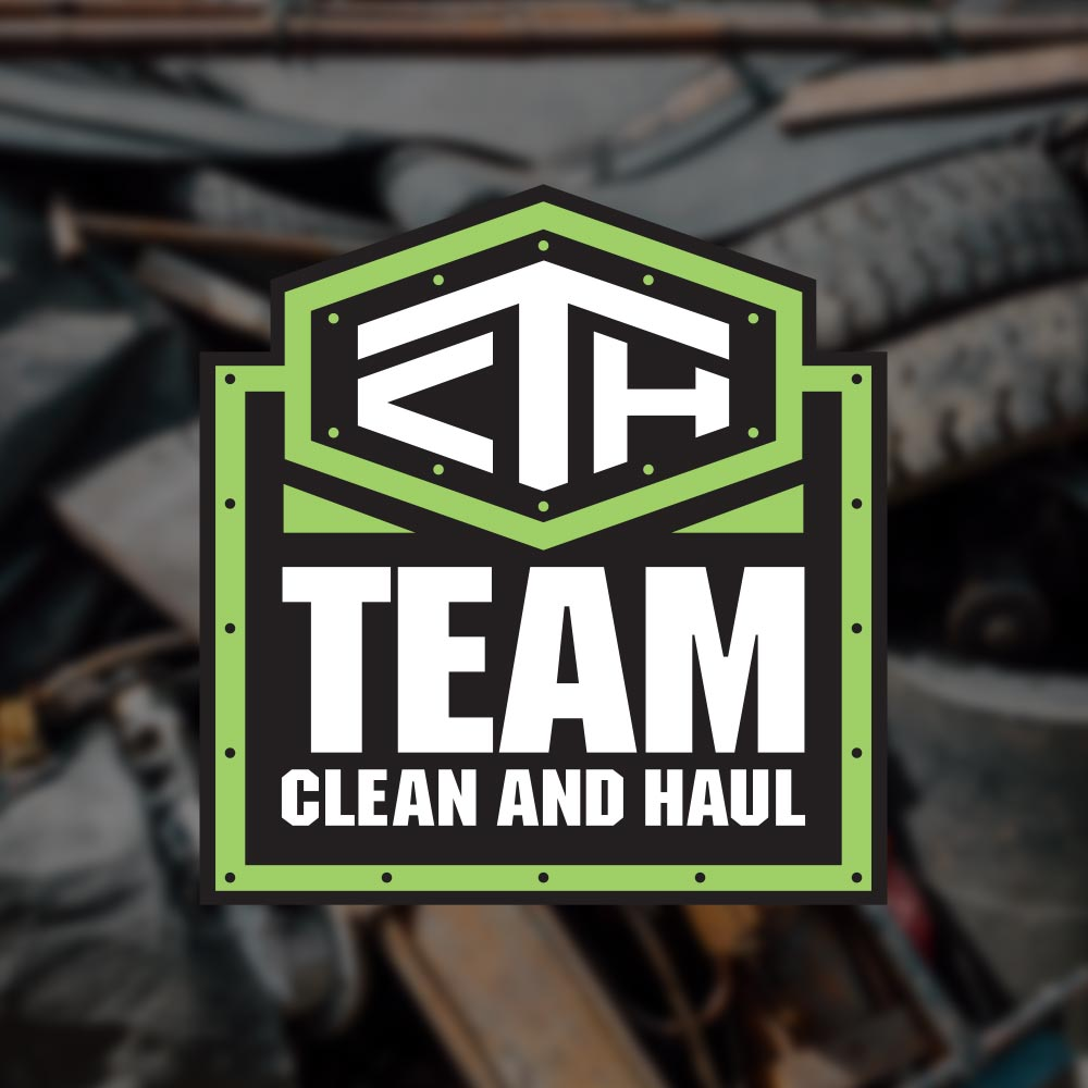 team clean and haul branding - image 01