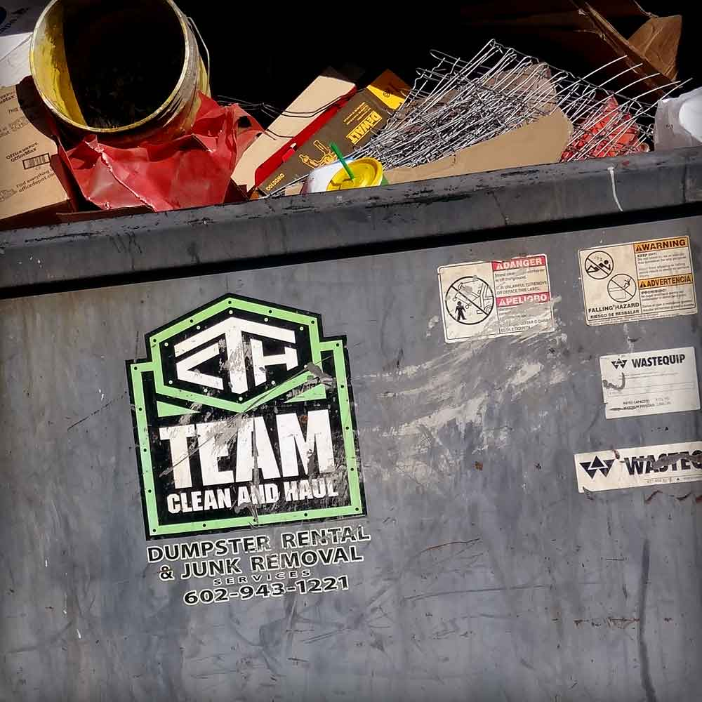 team clean and haul branding - image 04