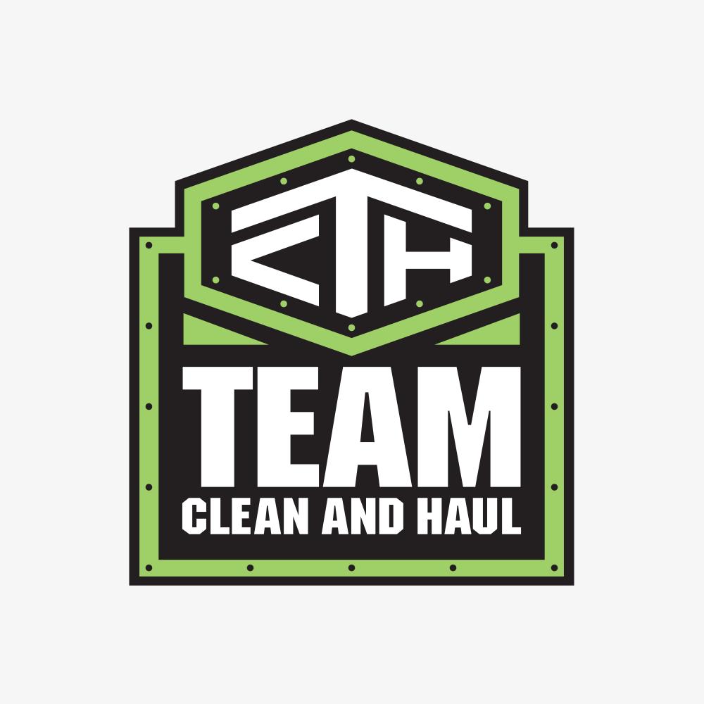 team clean and haul branding - thumb