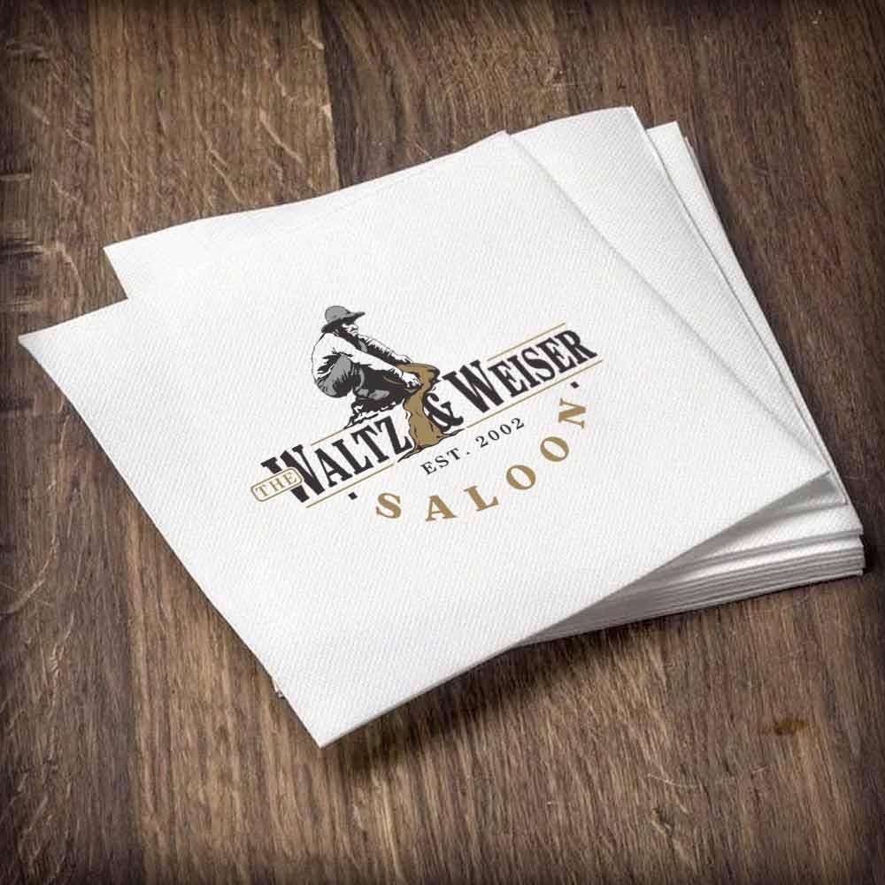 waltz & weiser saloon branding - image 03