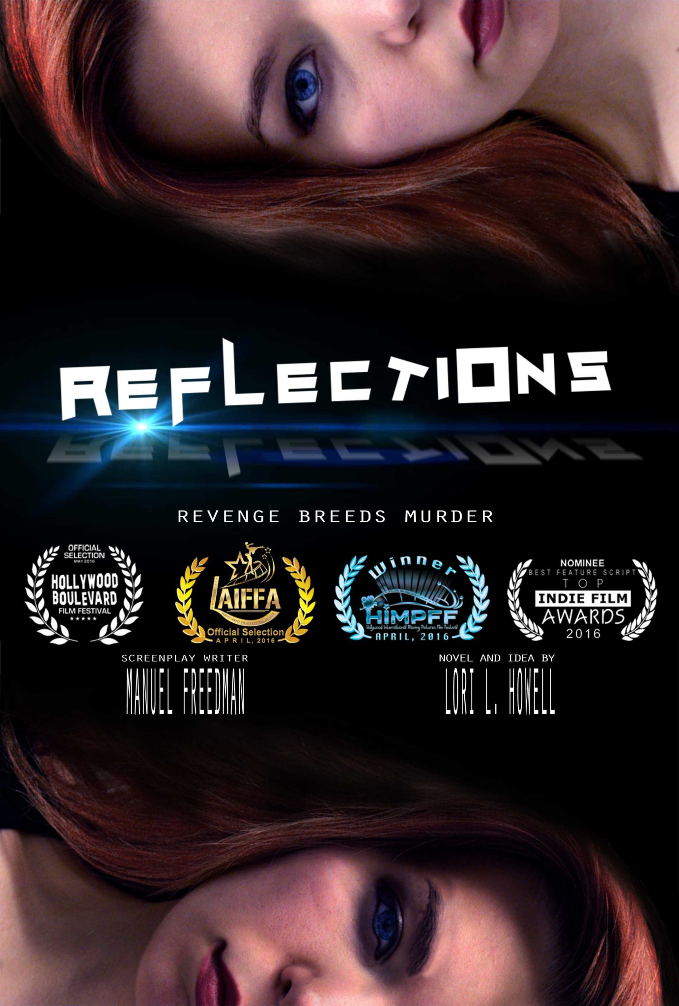 REFLECTIONS the Movie - Lori Howell