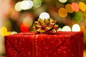 Gift of Words Christmas Present