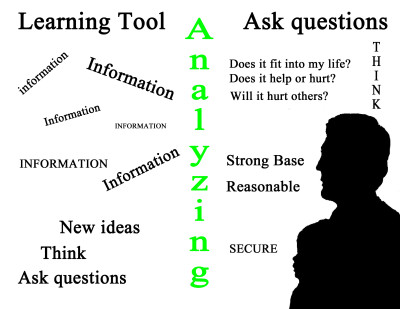 #12 — Tools For Learning — Analyzing