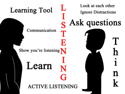 #10 — Tools For Learning — Active Listening
