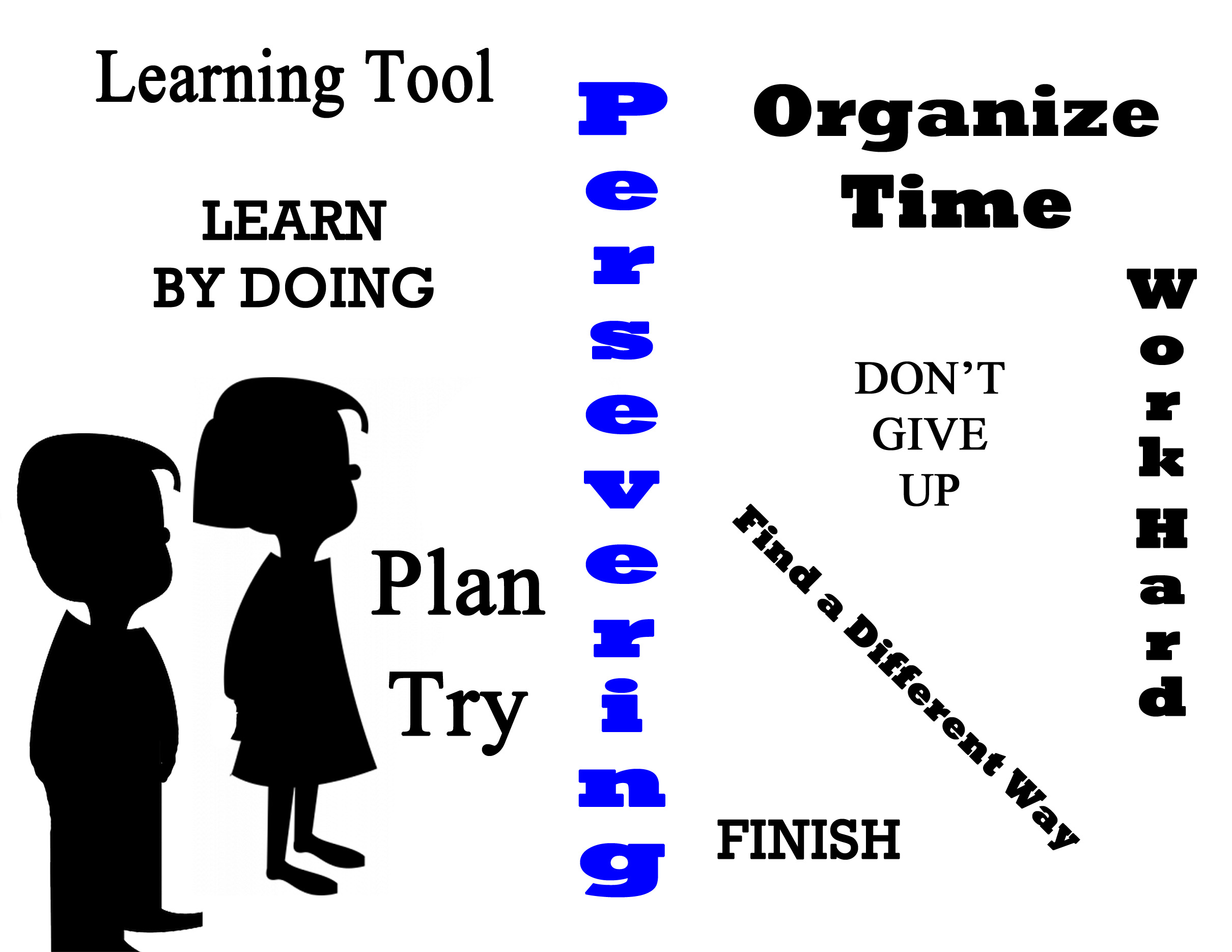 #13 — Tools For Learning — Persevering