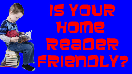 #28 — Create A Reader Friendly Home