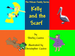 Resources for parents and teachers Kelly and the scarf Story activities