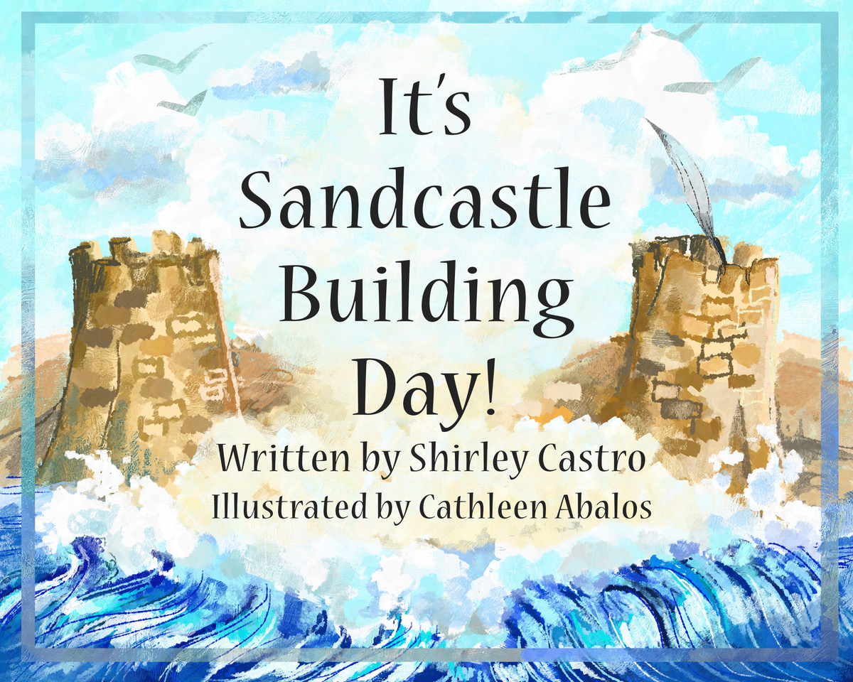 It's Sandcastle Building Time!